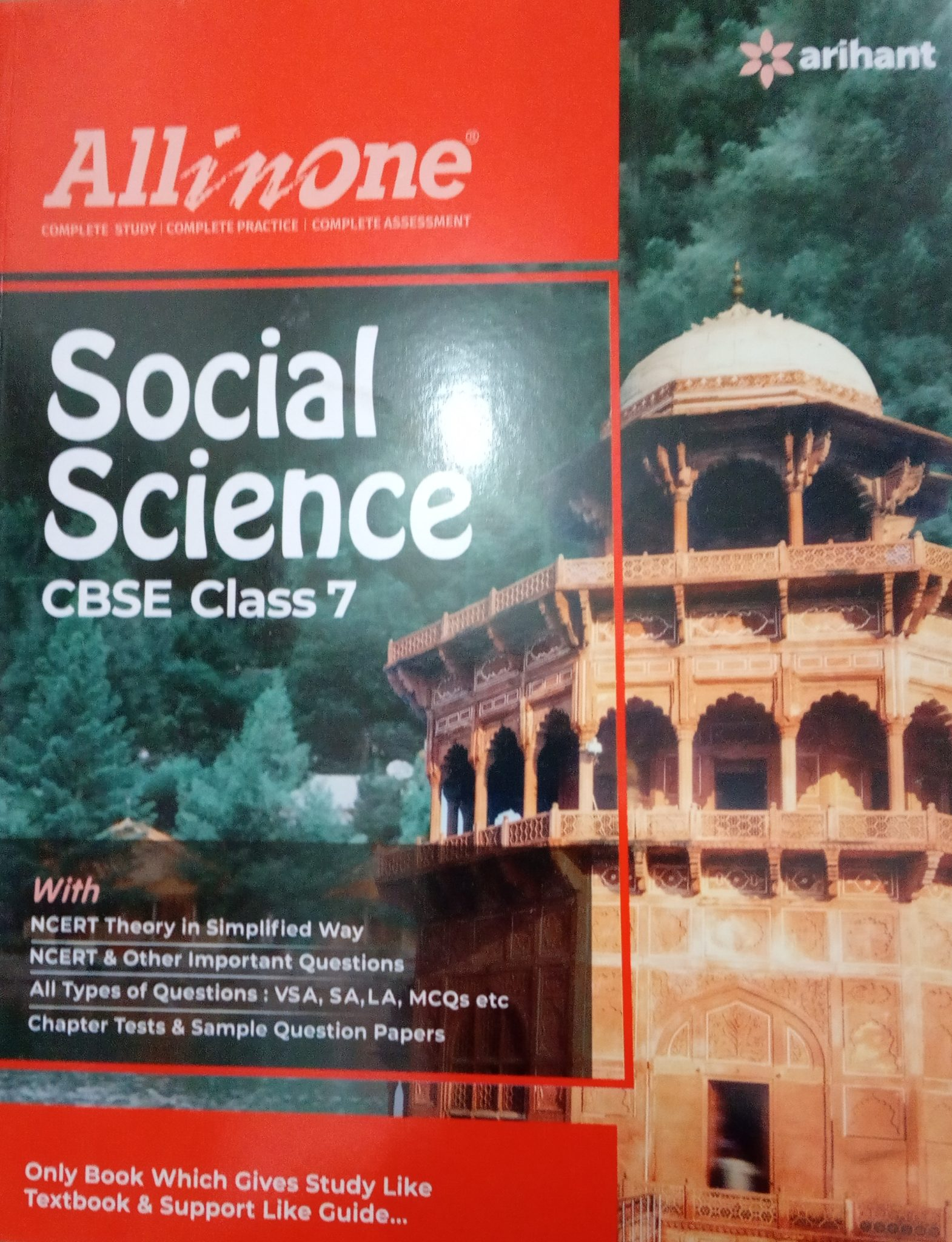 CBSE All In One Social science Class 7th